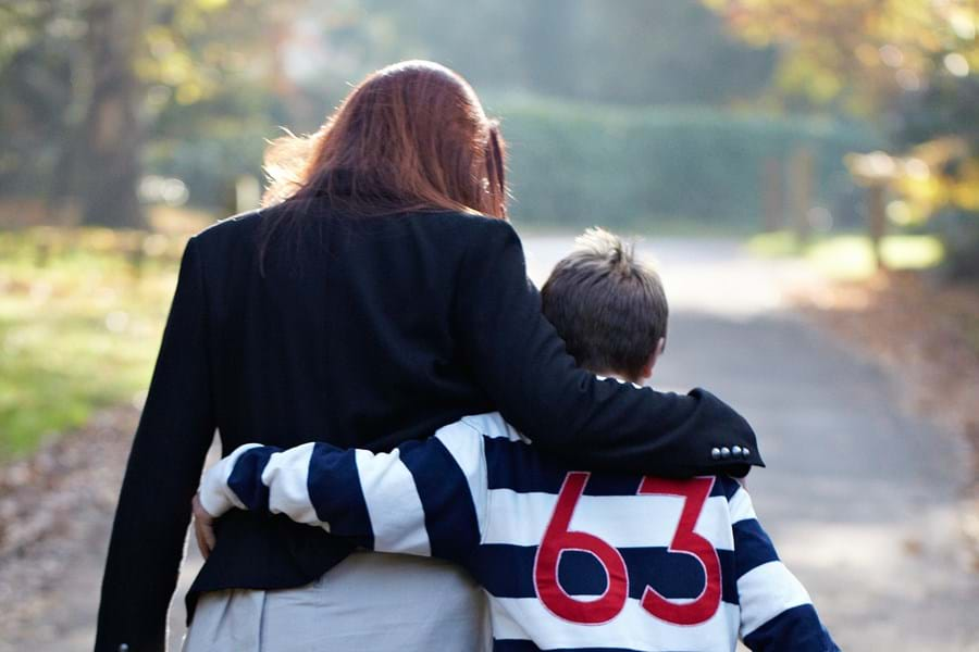 Why do nannies leave suddenly when everything is going well?